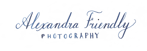 Alexandra Friendly Photography logo